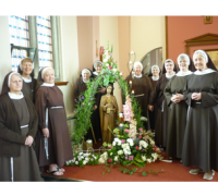 St. Clare's Feast Day 2016